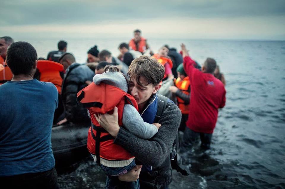 Migranti, foto di Alessandro Penso